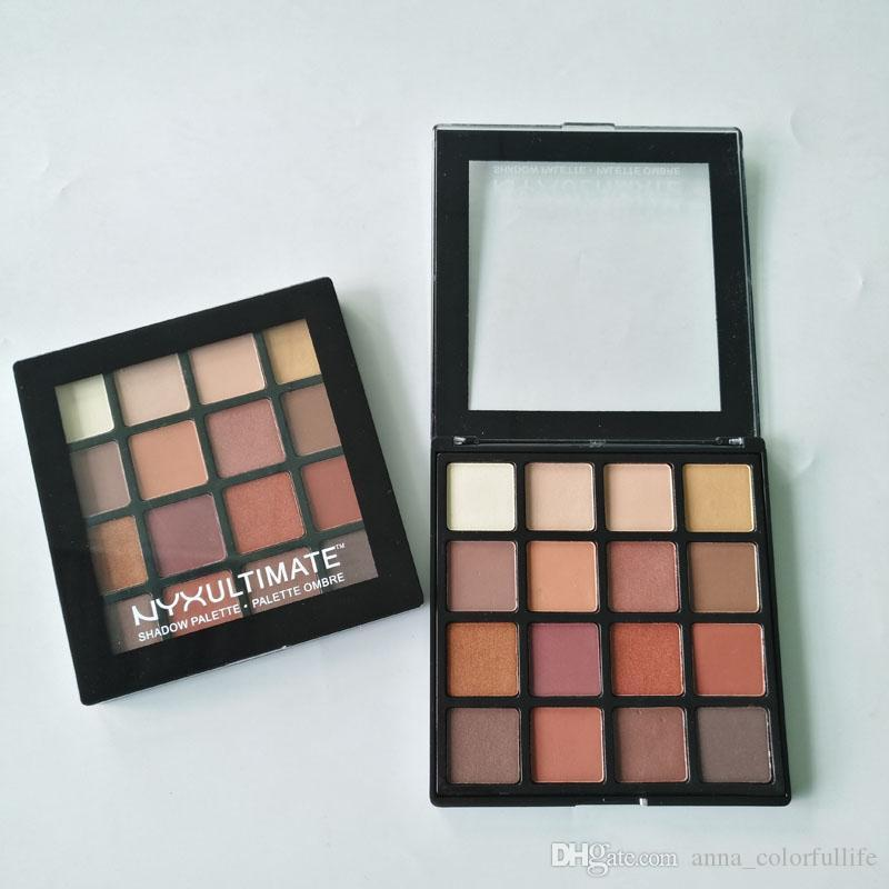 nyx ultimate eyeshadow palette sverige