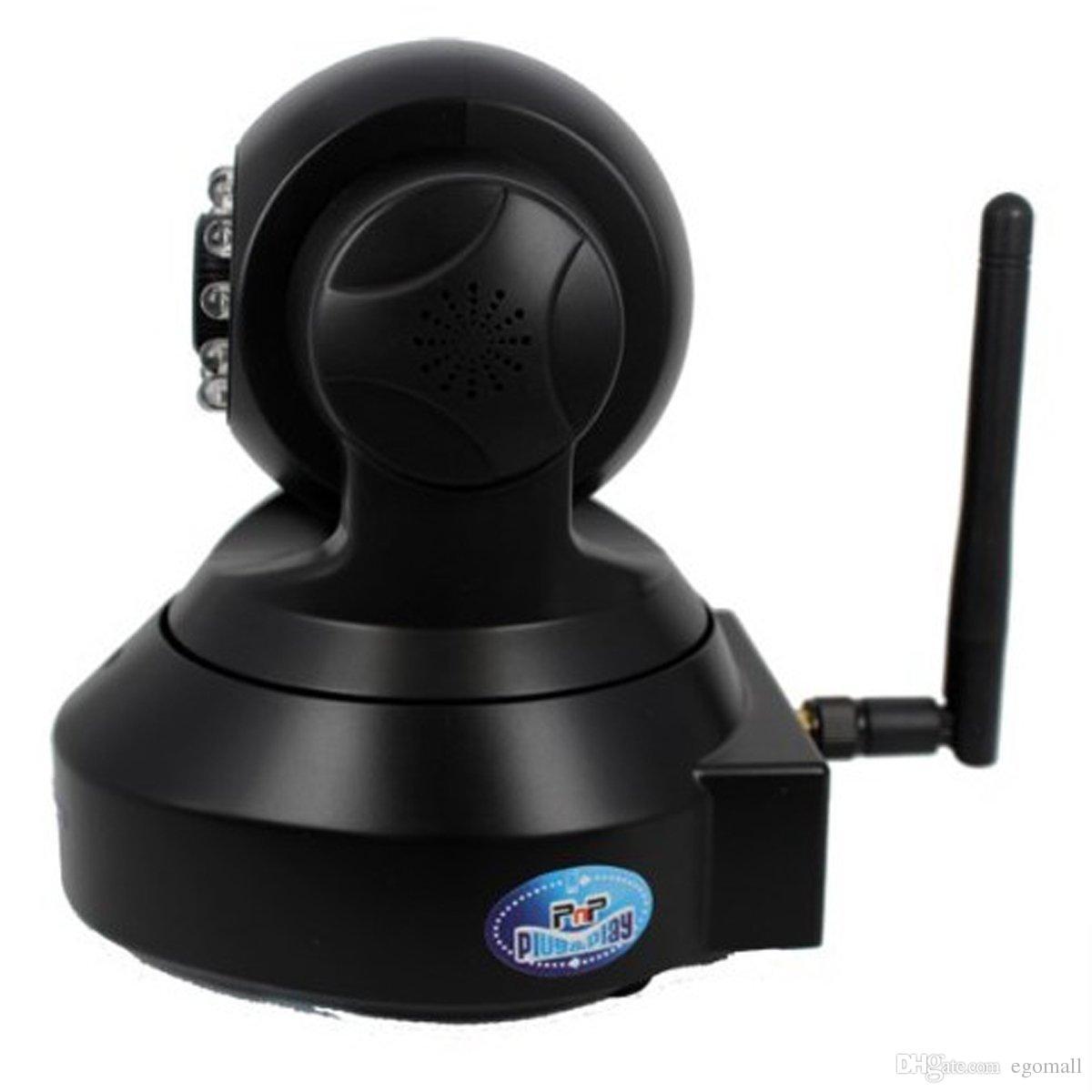 SunEyes SP-TM01EWP ONVIF Smart Surveillance Wireless IP Camera H.264 IR Cut and 720P HD Network Camera