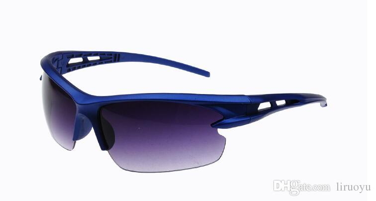 606802f510 2019 Best Selling Cycling Fashion Sunglasses Outdoor Sports Windproof  Eyewear Night Vision Motorcycle Riding Glasses Goggle UV400 Sport Sunglasses  ...