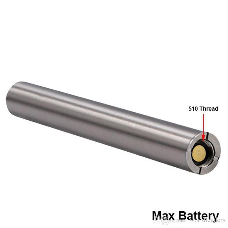 Sıcak Satış Amigo Max Ön Isıtma Pil 380 mAh Değişken Gerilim Alt Şarj 510 Amigo Liberty Buharlaştırıcı Kalem Kartuşları için Vape Kalem Pil