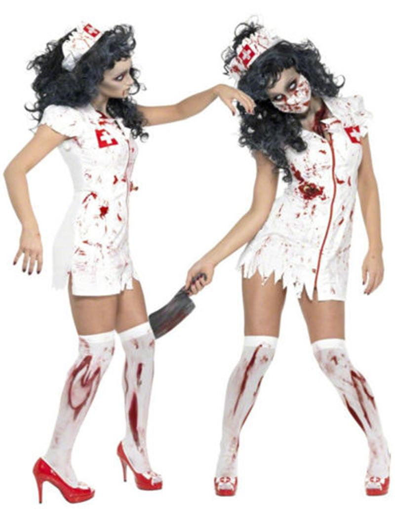 Scary but sexy halloween costumes