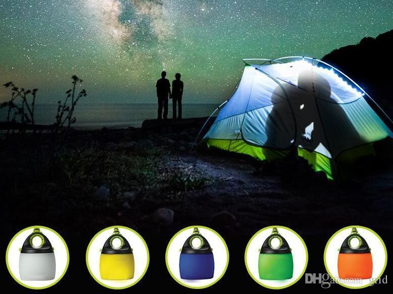 Acquista soft light outdoor hanging led tenda da campeggio