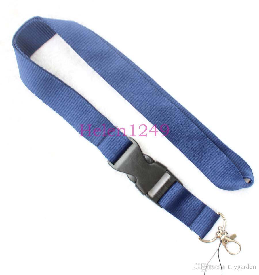 Verkauf einfarbig Handy Lanyard Keychain Riemen Party Geschenk NK -41