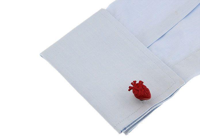 Designer exclusivo em forma de coração Abotoaduras para homens camisa de Casamento Abotoaduras Francês Cuff Links Moda Jóias Melhor Presente de Alta Qualidade