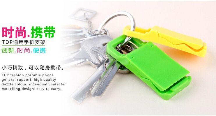 Renkli Evrensel Katlanabilir Mini Standı Taşınabilir Katlanır telefon Tutucu tembel stent Iphone Samsung HTC akıllı telefon ücretsiz kargo Için