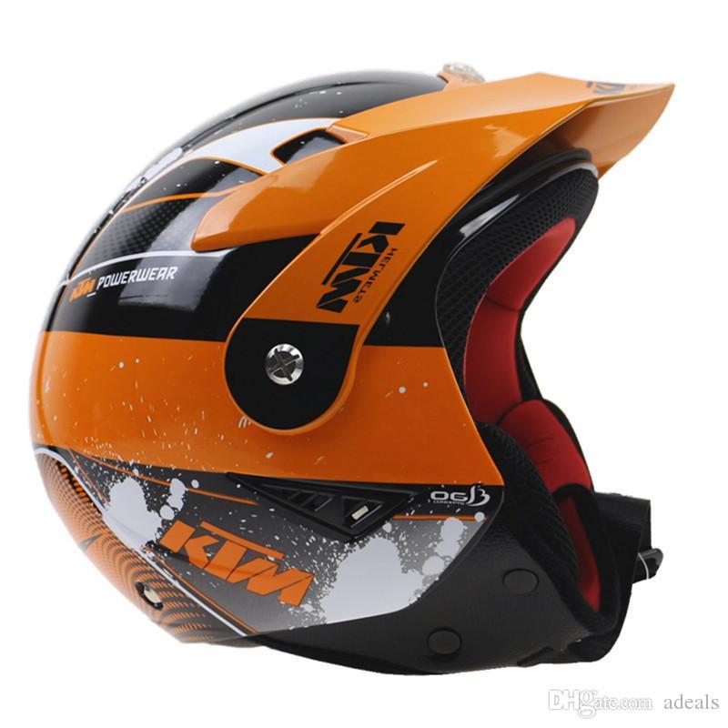 KTM Helme Motorradhelm Offroadhelme Cross-country Motorradhelme und Ausrüstung Downhill offroad Motocross Rennhelm