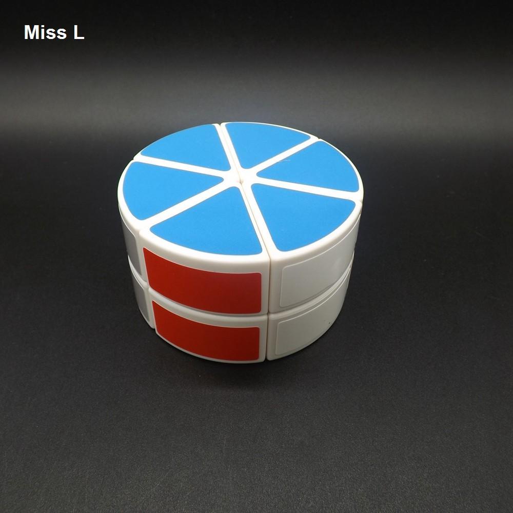 Großhandel Spaß Spiel Twist Kuchen Magic Cube Weihnachten Puzzle ...