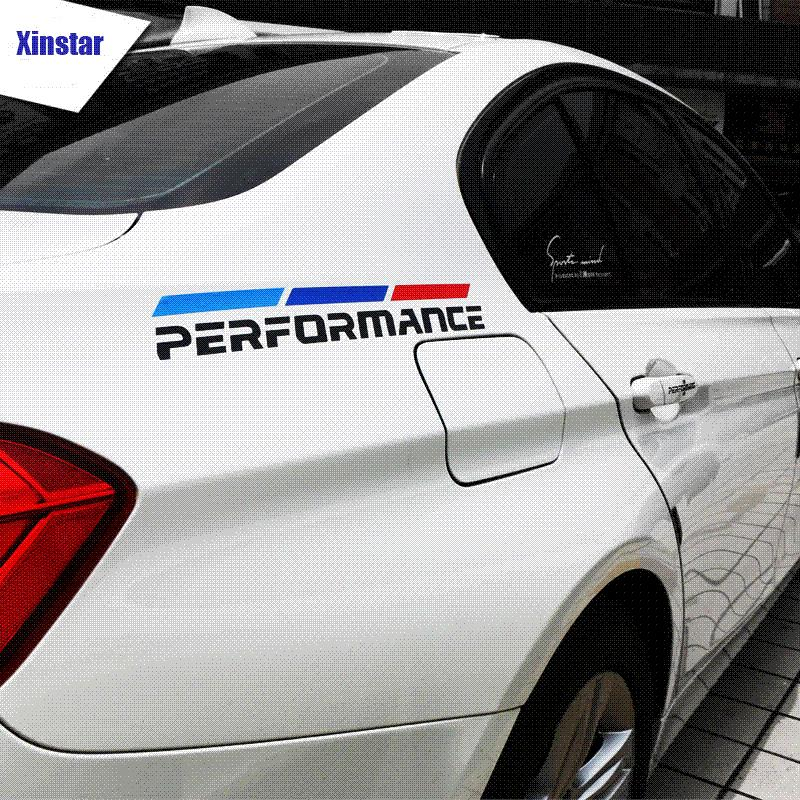 M Performance Car Stickers