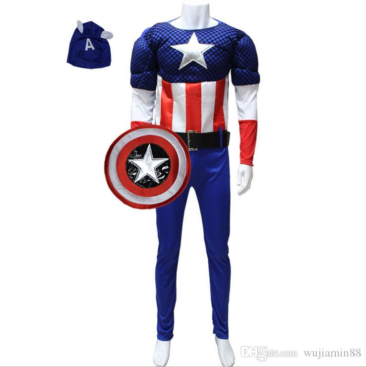 a437343ae7 So Hot And Sexy Together. Best Seller Women American Captain America  Avengers Costume Lady US Hero Captain Tights Dress Cosplay ...