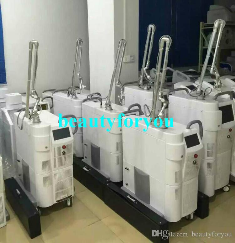 Prefessional painless co2 laser vaginal rejuvenation treatment,pigment scar Stretch Mark removal co2 fractional laser machine