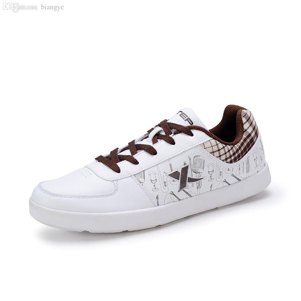 Wholesale-XTEP Men's Sport Shoe Light Damping Breathable Sneakers Anti-slip  Comfortable Outdoor Lace-Up Skateboarding Shoes Skateboard Shoe Stores ...