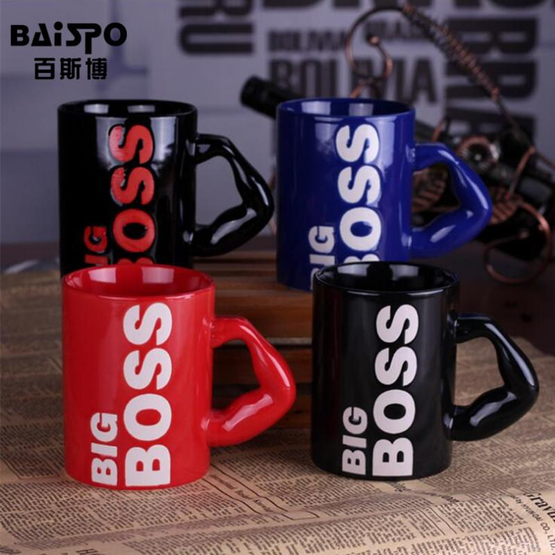 Wholesale Baispo 450ml Coffee Milk Mug Europe And The Us Sales Big ...