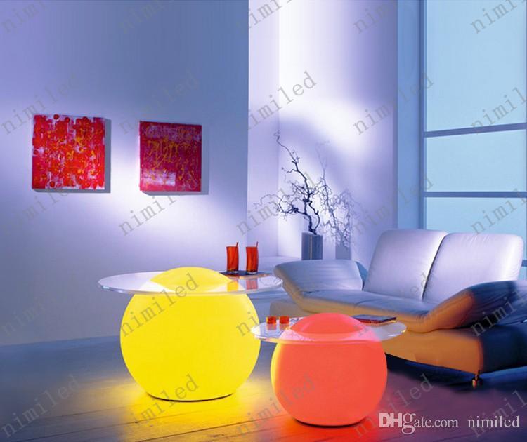 NIMI723 DIA 15/20 / 25/30/35/40/50/60 / 80cm LED LED LED LIGHTING LIGHTING HOME JARDÍN LOS LUCES DE LUCTURAS Lámpara de césped Piscina Lámparas de bolas
