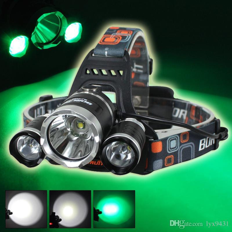 Portable Lighting Qualified Cree Xml-t6 Motion Sensor Sensor Headlights 8000lm Bike Fishing Led Flashlight Headlights Usb Charging 18650 Camping Outdoor
