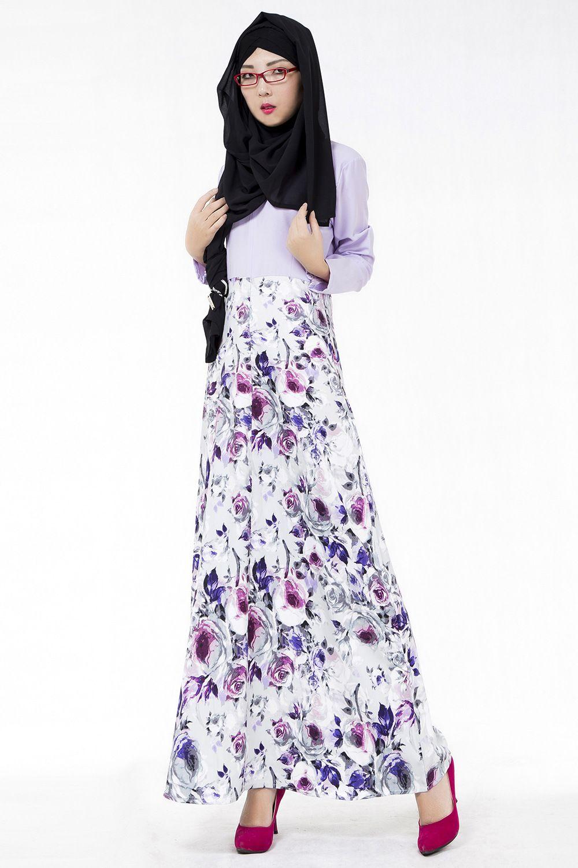 Moda Müslüman namaz hizmeti Yeni Arap Kadınlar Elbiseler Uzun Kollu İslam Etnik Giyim Moda Baskı Gündelik Elbise