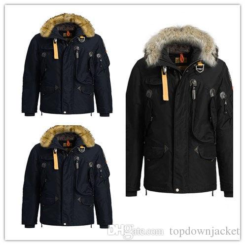 2018 2017 Hot Sale Men'S Parajumpers Right Hand Down Jacket Hoodies Fur Fashionable Winter Coats Warm Parka From Topdownjacket, $226.14 | Dhgate.Com