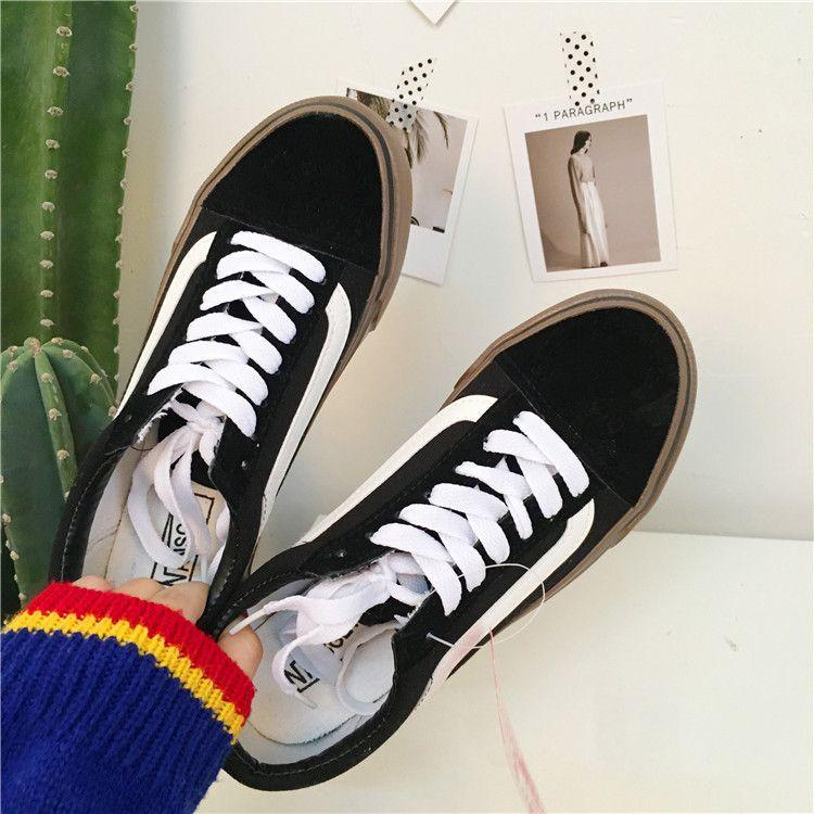 1966 MenS Shoes Canvas Spring Fall Light Soles Sneakers For Casual Blue Yellow Gray Outdoor Office Career Black Brown Formal Men