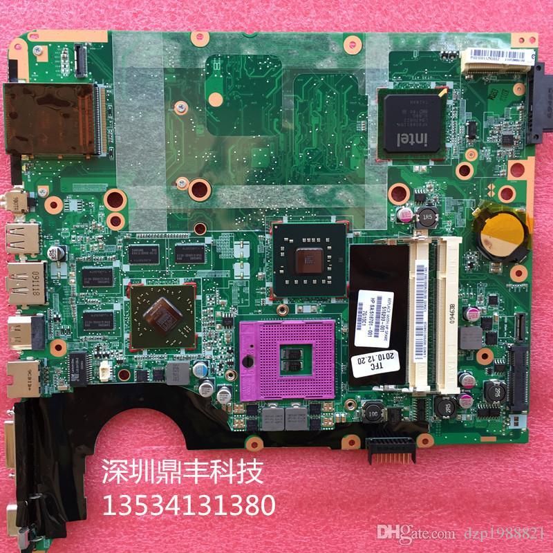 مجلس 516293-001 ل hp بافيليون dv7 dv7-2000 اللوحة الأم مع إنتل m96 / 1g شرائح الشحن مجانا