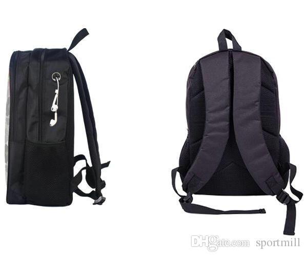 William Chan sırt çantası Chen wei ting okul çantası Bekleyen hayranları sırt çantası Pop yıldız schoolbag Açık sırt çantası Spor günü paketi