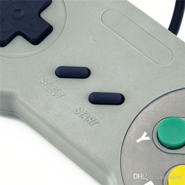 Super Game Controller SNES USB Classic Gamepad für PC MAC Spiele für Win98 / ME / 2000/2003 / XP / Vista / Windows7 / 8 / Mac OS