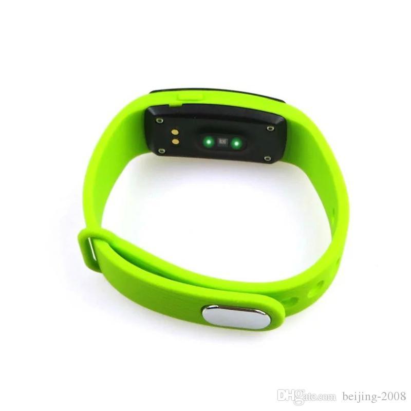 Fitbit FLEX ZS107 Multifonction Bande intelligente Bluetooth 4.0 bracelet Moniteur de fréquence cardiaque Sport fitness Tracker Bracelet pour IOS Android