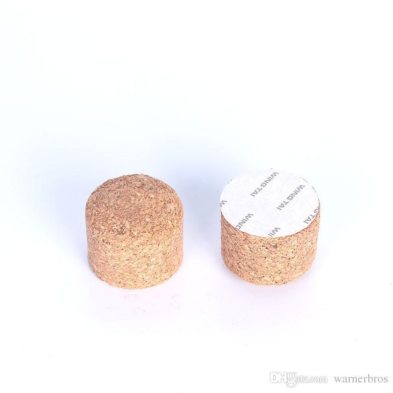 15 Piezas Pipa De Fumar Pipa Tapones De Corcho Tubo De Tap/ón De Corcho De Madera Suave