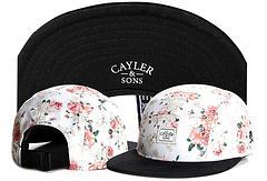floral cayler sons 5 panel snapback five panels hats caps summer outdoor  headwear adjustable hip hop hat men brand new summer sun cap hat 19981accf971