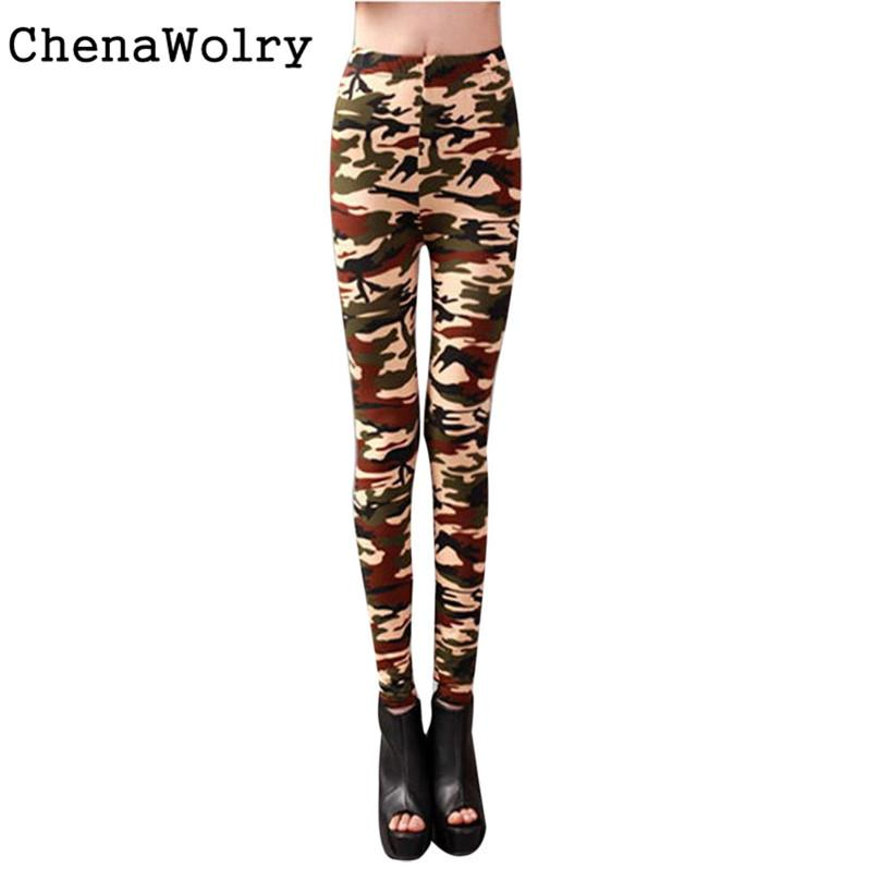 fe49400ed0405 2019 Wholesale Casual Luxury Sexy Women S Fashion Slim Fit Colorful Print  Punk Funky Stretch Pencil Tights Pants Trousers D 5 From Hoto