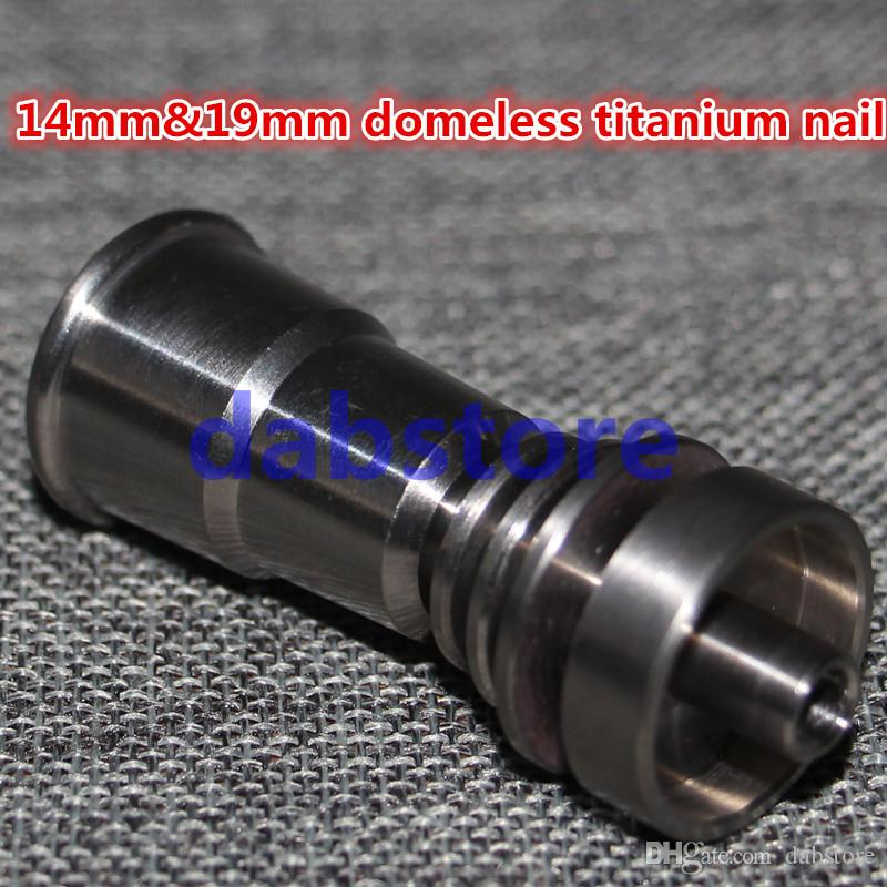 wholesale Universal Domeless Titanium Nail for Male or Female Joints Adjustable Titanium Nail 6 IN 1
