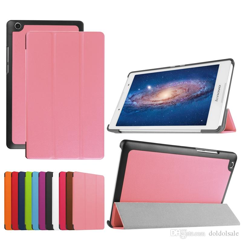 """Silm PU Leather Case Cover for Lenovo Tab3 8.0 TB3-850F TB3-850M 850F 850M Tablet 8"""" NOT for Lenovo Yoga Tab3 YT3-850F/850M/850L"""