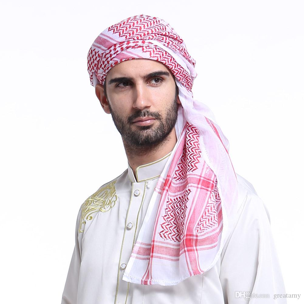 Wholesale Muslim Bonnet For Man Men Head Scarf 140cm 140cm 55 Inches Boys  Hair Accessories Bandanas Handmade Hair Accessories Kids Short Hair  Accessories ... d3ed9628075