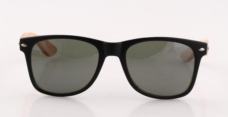2020 fashion bamboo sunglasses men women ourdoor vintage sunglasses wooden sun glasses summer retro Drive cool wooden glasses eyewear