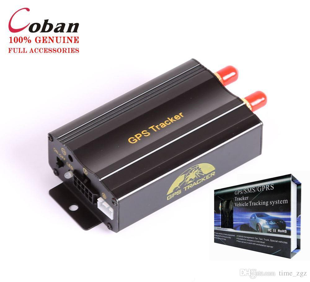 2018 DHL/Fedex Original Real Time GSM/GPRS Tracking Vehicle Car GPS Tracker  103A Tk103A TK103 GPS103A From Time_zgz, $260.38 | DHgate.Com