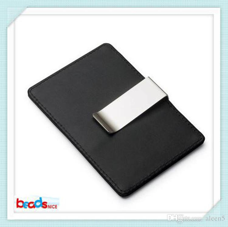 Wholesales mens money clips stainless steel money clip perfect for personalized gift