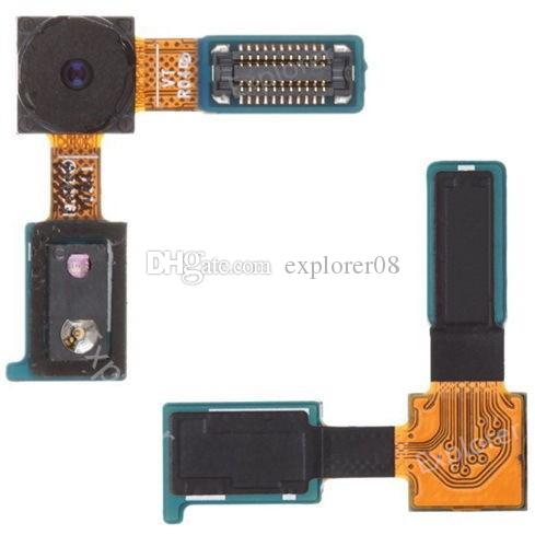 Facing Front Camera Lens Module Flex Cable Ribbon For Samsung Galaxy S3 III i9300 i9305 I747 VS S4 GT-I9500 I9505 I337 Repair Parts