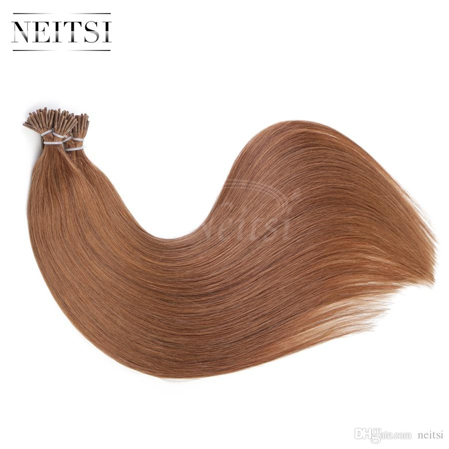 30 Hot Sell 20inch Straight Human Hair Extension Ombre Two Tone