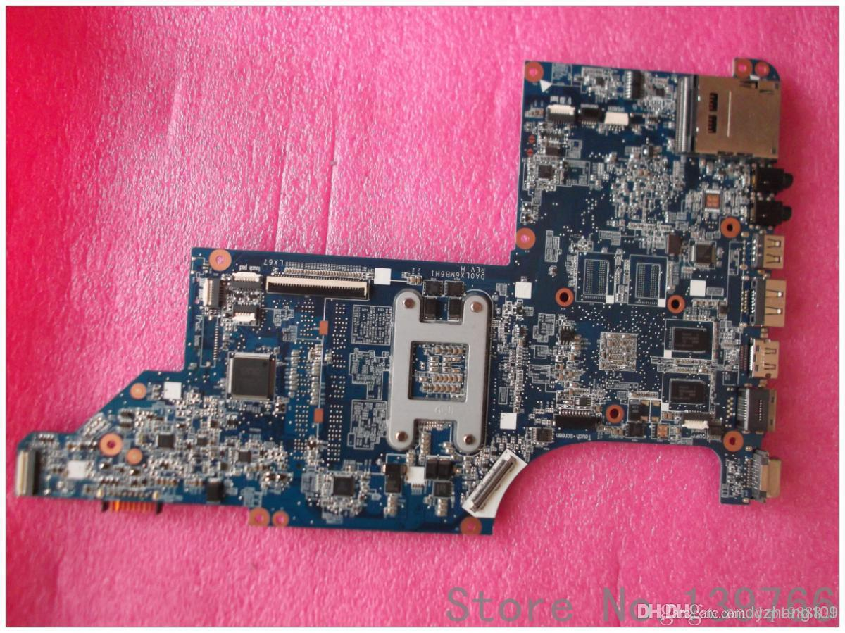 615280-001 board for HP pavilion DV6-3000 laptop motherboard with intel DDR3 chipset 5470/512 DUO