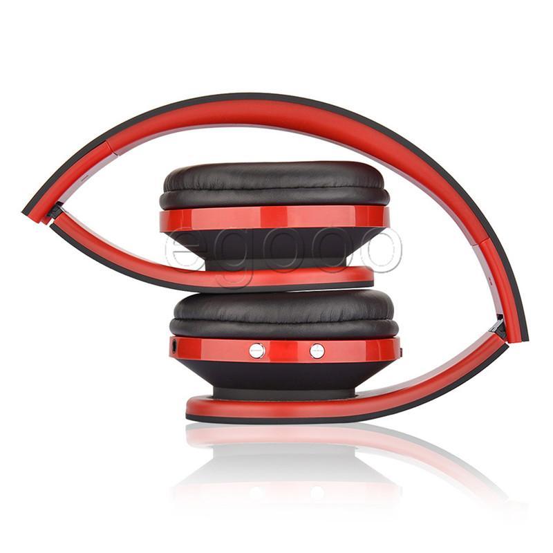 NX-8252 طوي DJ بلوتوث اللاسلكية سماعة هاي فاي ستيريو سماعة إلغاء الضوضاء سماعة مع مايكروفون للهواتف الذكية مع مربع البيع بالتجزئة