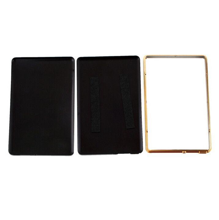 Golden Frame Diamond 2a SATA IDE da 2,5 pollici HDD Box USB 2.0 SSD Disco rigido Unità esterna Custodia da incasso Custodia Custodia Mobile Samsung PC
