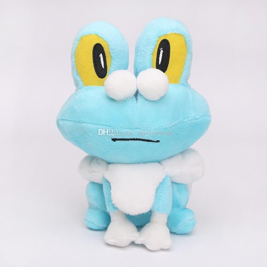 eevee plush toy doll Chespin Froakie Fennekin Sylveon Jigglypuff Meowth Cubone soft plush stuffed animal doll toy kids gift