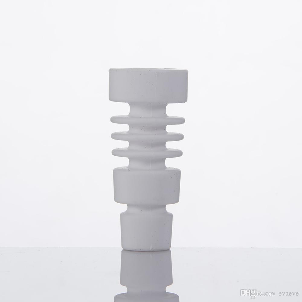 Domeless Male Female Ceramic Nail Universal Fits 14mm 18mm Joint Also Offer Quartz Titanium Banger Dozer Nail