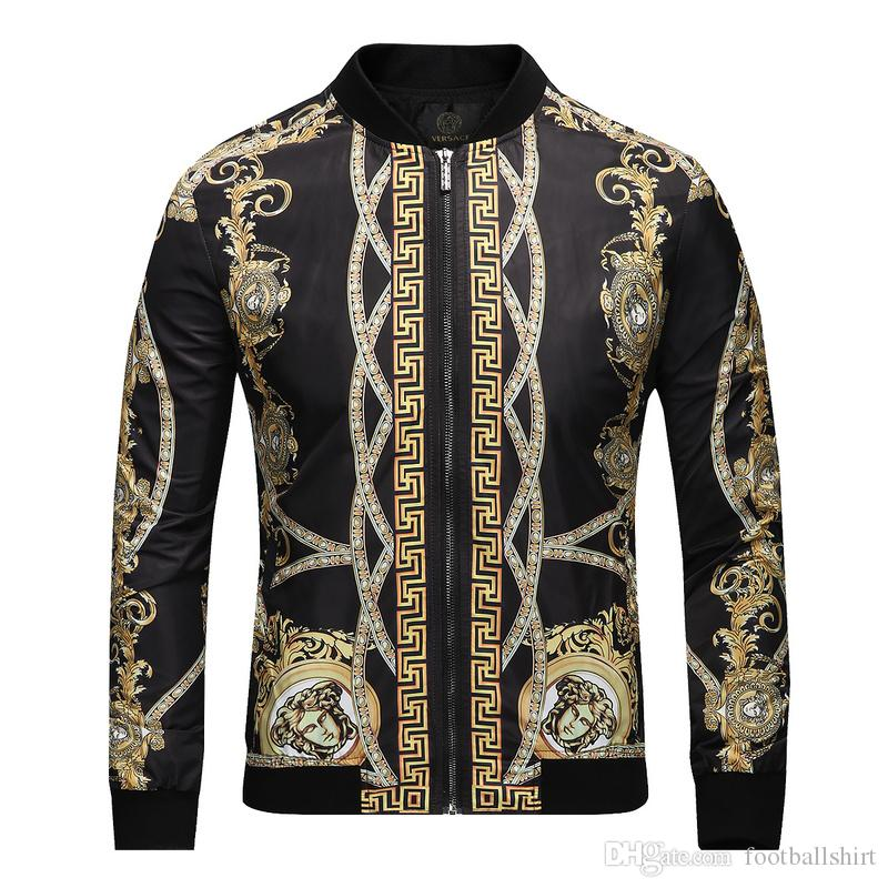New 2017 Italy Luxury Brand Clothing Men'S Long Sleeve Hoodies ...