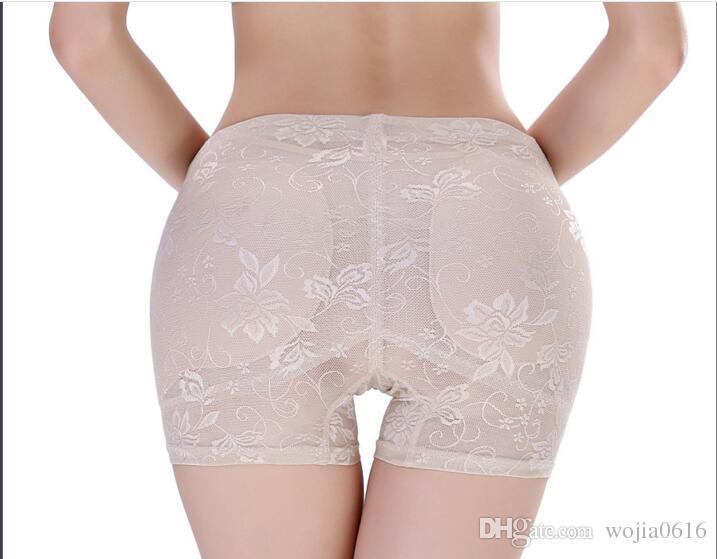 FREIE VERSCHIFFENart und weise nahtlose Bottom Hip Up Abnehmen Body Shaper sexy Unterwäsche kleiden Sie Sie mehr Schönheit