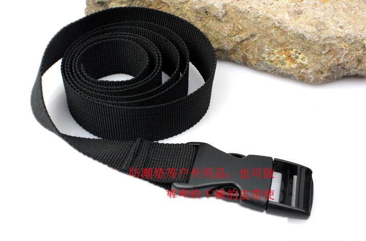 Outdoor Straps Nylon Tape Backpack Buckle Cord Lock Tie Belt Sleeping Bag Tool Bags For Kids Best From Kepiwell2 1406