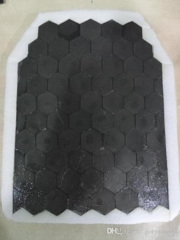 Nij IV ICW SIC + PE Anti-Bullet Hard Armor Plate, пуленепроницаемая баллистическая панель