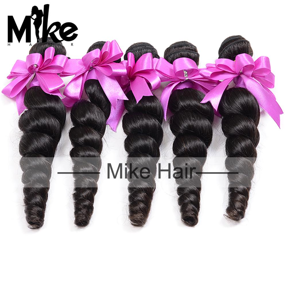 100 capelli umani naturali capelli peruviani onda allentati 100 naughty capelli umani tessitura 3 fasci molto shedding groviglio gratis free-2