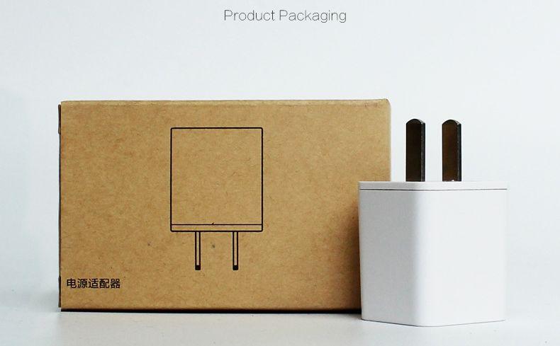 En iyi Kalite 5 V 2.1A Tablet PC için USB Şarj Cep Telefonu Duvar Şarj Adaptörü iphone Android