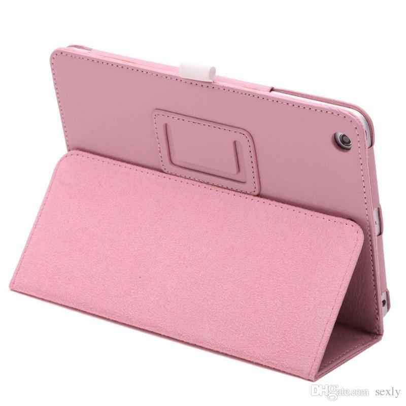 New Arrival Nowy dla iPada Mini PU Skóra Ochronna Case Inteligentny Stojak Pokrywa dla iPada Mini1 dla iPada Mini2 dla iPada Mini3 Bezpłatny statek 10 kolorów