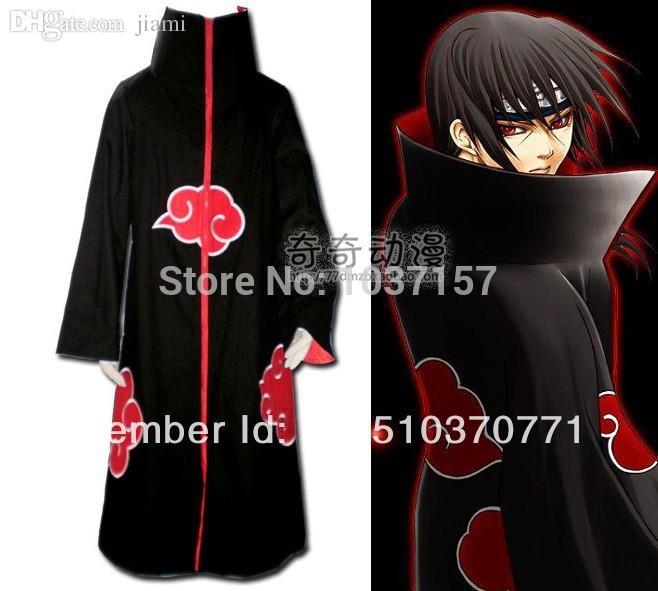 Cosplay Akatsuki Livraison Naruto Manteau Vêtements Acheter Gratuite qxHz1nzO