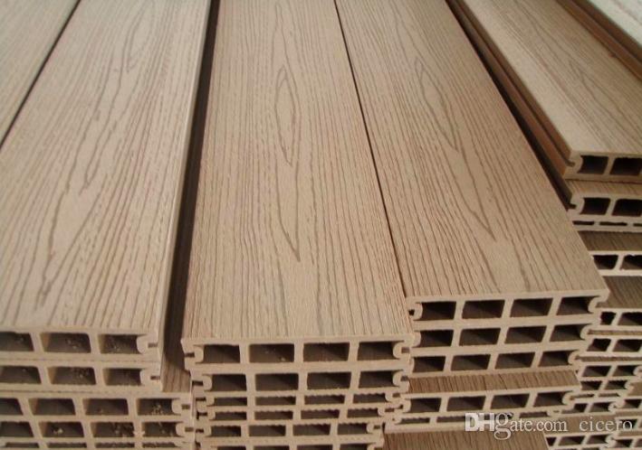 Pavimento wpc per esterni piastrelle mq bamboo resistenti e